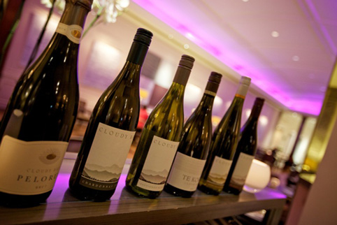 Cloudy Bay wines
