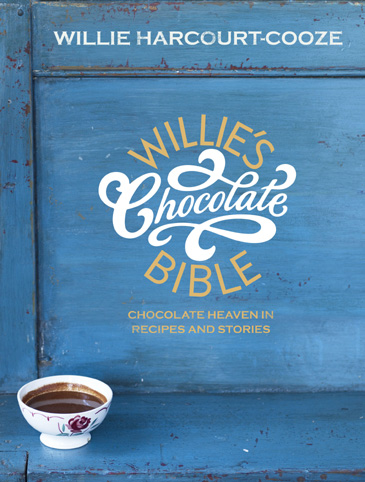 'Willies Chocolate Bible' by Willie Harcourt Cooze