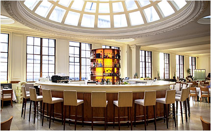 Bar at One Lombard Street
