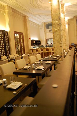 Watatsumi tables