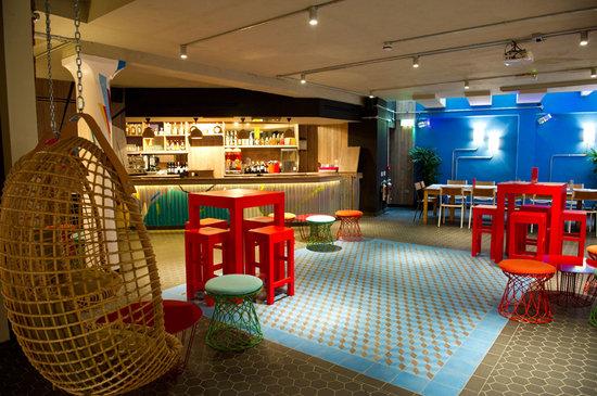 Azulito Bar, Wahaca