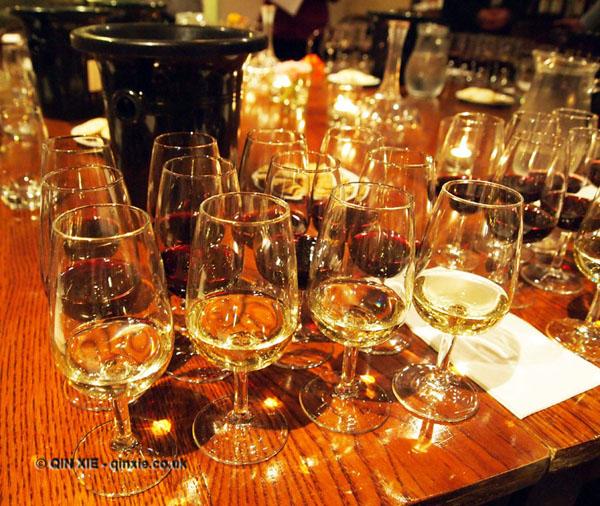 Voyager Estate tasting