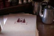 Terroirs menu
