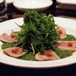 Jalepeno tuna, sushi making at Ichi Sushi and Sashimi Bar