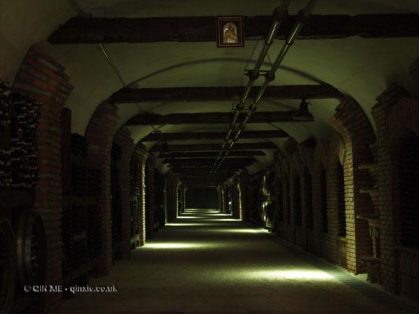 Wine cellar in Georgia