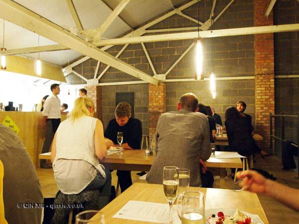 Guests at Jimmy's Supper Club at Annex East