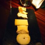 Cheese course, L'Autre Pied, Marylebone
