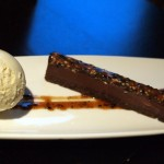 Chocolate dessert, Buddha Bar, London