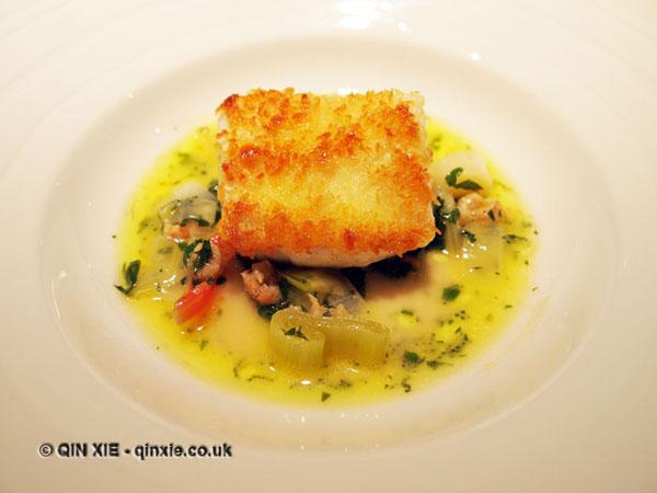 Haddock, Sonny's Kitchen, Barnes