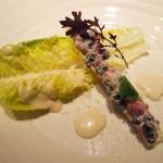Mackerel tartare, Sonny's Kitchen, Barnes