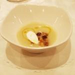 Soup, Villa Majella, Abruzzo