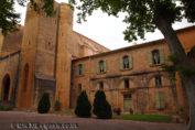 Adjacent building, Abbaye de Valmagne, Villeveyrac