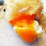 Open yolk, Arzak, San Sebastian