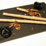 Prunes and cinnamon branch, Azurmendi, Vizcaya