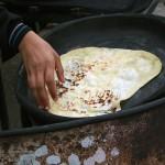 Flat bread, Tunisia