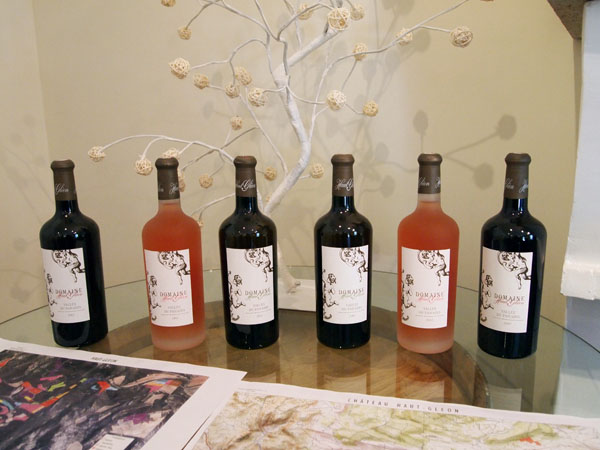 Wines, Domaine Haut Gléon, Durban
