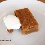 Treacle Tart & Milk Ice Cream, Lyle's, London