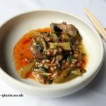 Stir-fried liver, Hunan, London