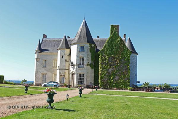 Château Moncontour, Vouvray