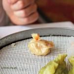 Chicken dumpling, Dumplings feast at De Fa Chang, Xian, China