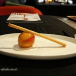 Lemon and lemon tart, Mr & Mrs Bund, Shanghai