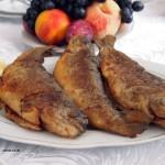 Grilled fish in Georgia