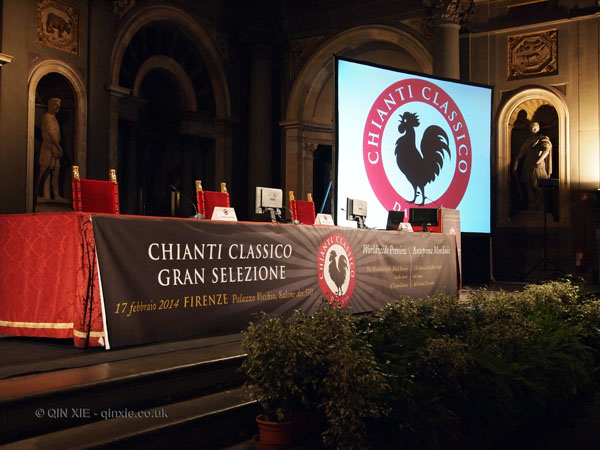 Gran Selezione press conference, Chianti Classico tastings 2014