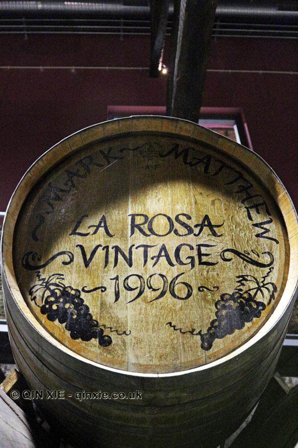 Logo, Quinta de la Rosa, Douro Valley