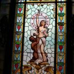 Stained glass window, Ramos Pinto, Oporto