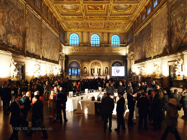 Unveiling Gran Selezione, Chianti Classico tastings 2014