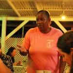 Ms Karen, Patrick's Home Style Restaurant, Grenada
