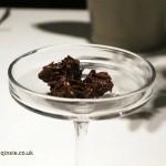 Chocolate crisp, Azurmendi